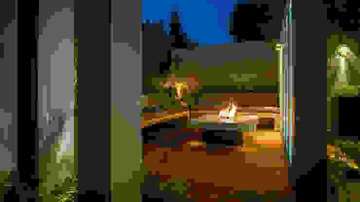 Ontwerp patio/stadstuin Erik van Gelder:  Tuin door ERIK VAN GELDER | Devoted to Garden Design,