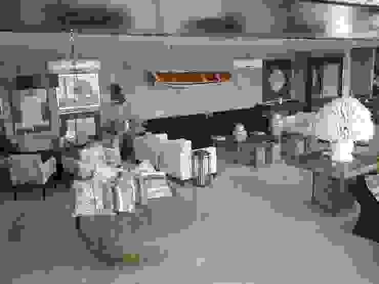 Salon méditerranéen par CAMASA Marmores & Design Méditerranéen