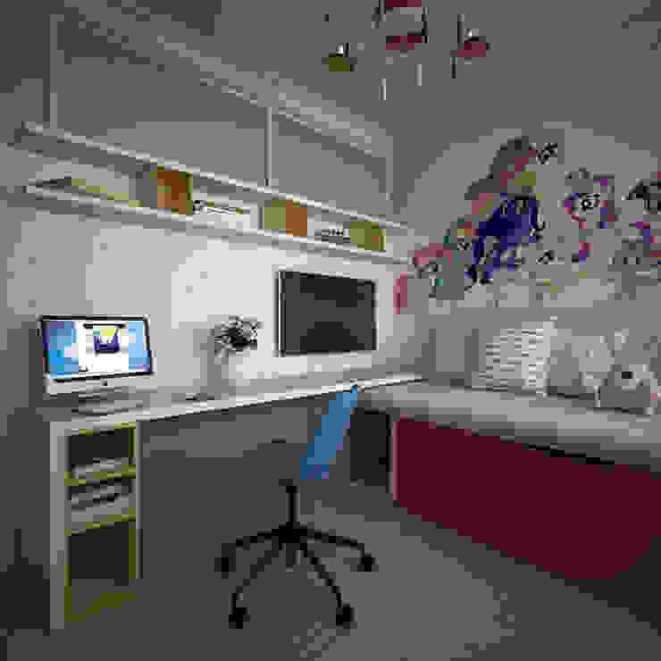 Парк Горького Детская комнатa в классическом стиле от Максим Любецкий Классический