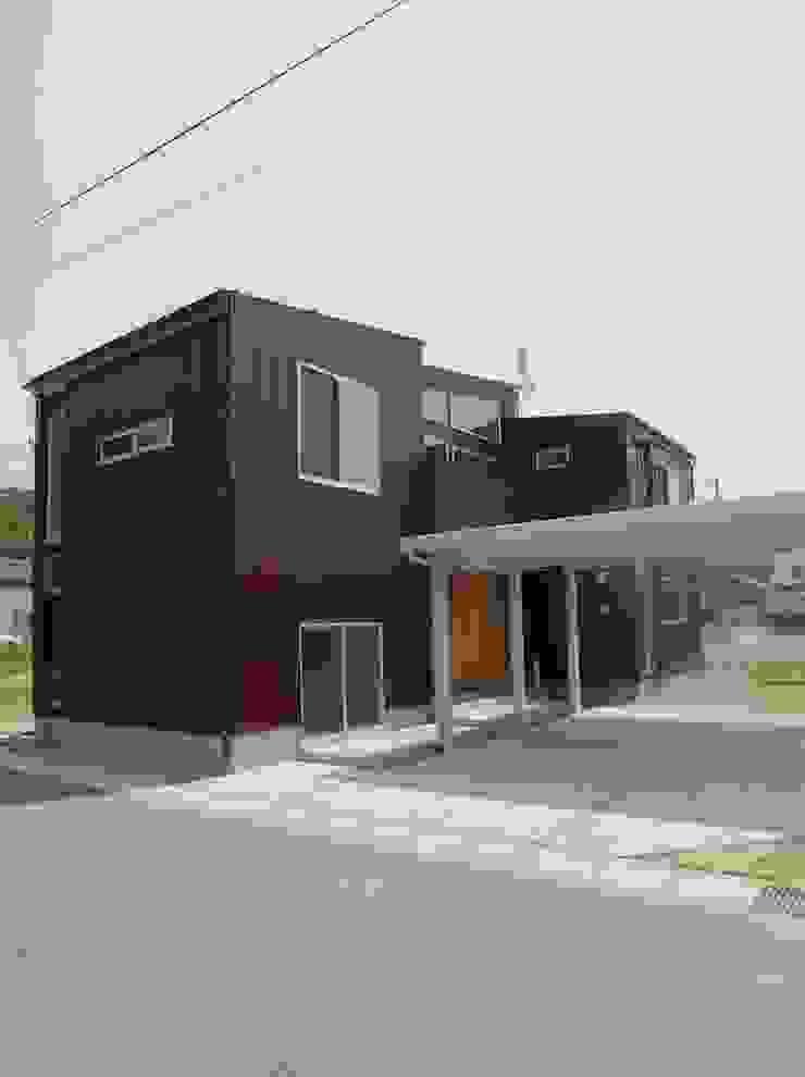 八幡の家Ⅱ オリジナルな 家 の 萩野建築設計 オリジナル