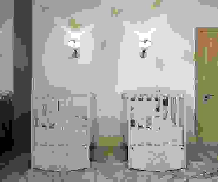 Chambre d'enfant minimaliste par Максим Любецкий Minimaliste