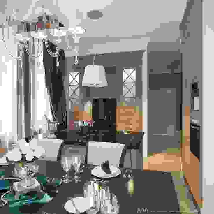 Интерьер дома Кухня в классическом стиле от Максим Любецкий Классический