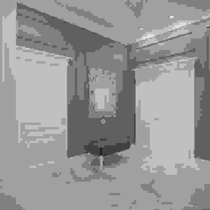 Интерьер дома Коридор, прихожая и лестница в классическом стиле от Максим Любецкий Классический