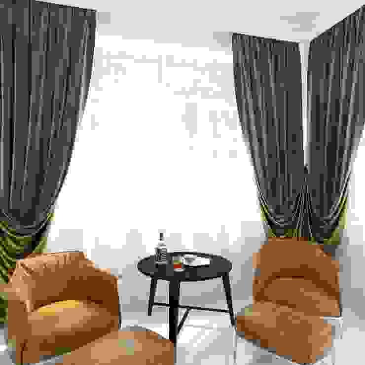 Интерьер дома Балкон и терраса в классическом стиле от Максим Любецкий Классический