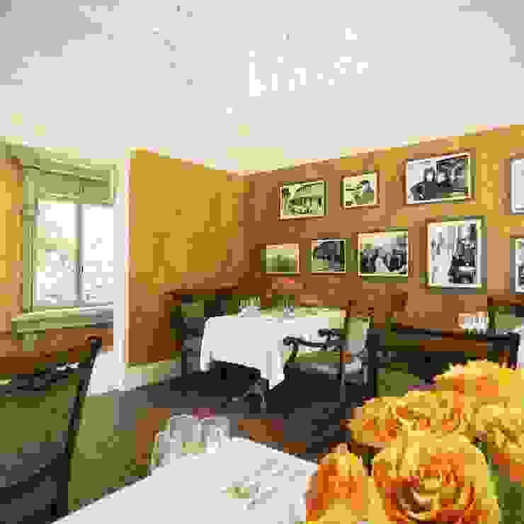 Ла Страда Столовая комната в классическом стиле от Максим Любецкий Классический