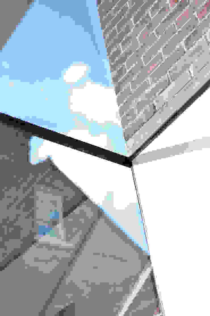 Maldon Road, Exterior Modern windows & doors by David Nossiter Architects Modern