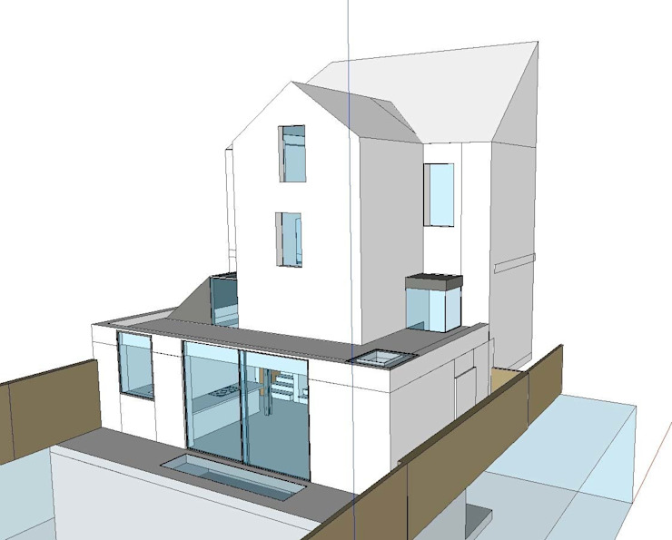 Planning Permission Granted, Dulwich! de David Nossiter Architects