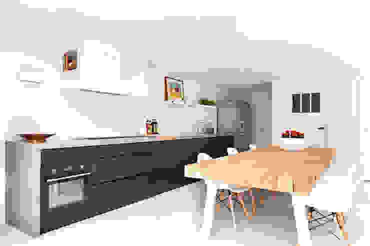 Jolanda Knook interieurvormgeving 現代廚房設計點子、靈感&圖片