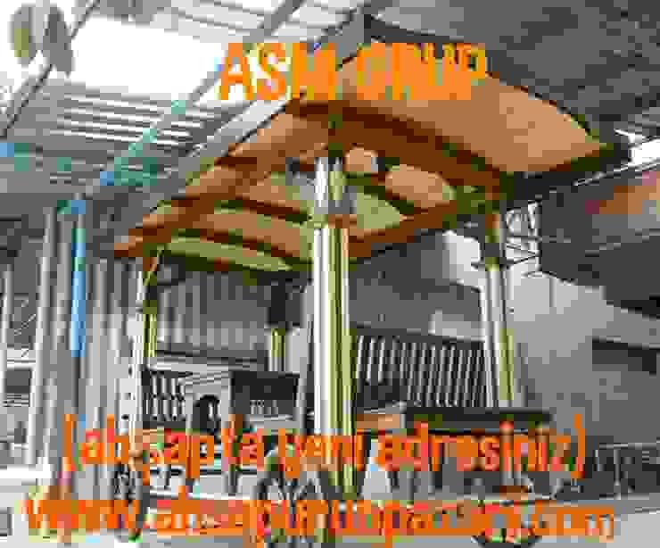 fayton kamelyalar ASM GRUP bahçe mobilyaları ve ahşap uygulamaları Rustik