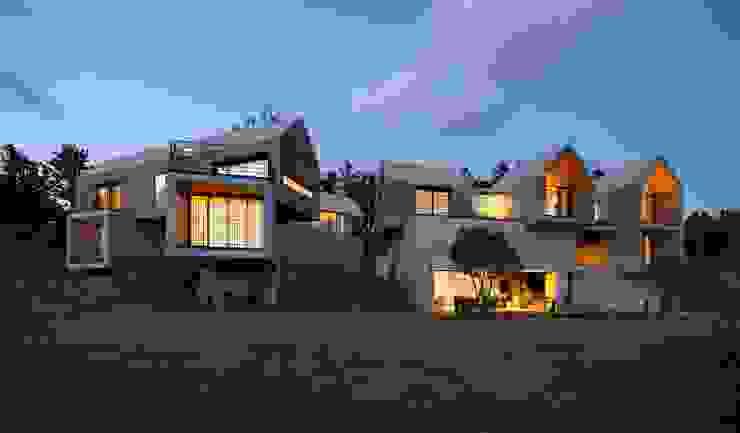 Nowoczesne domy od ARCHITECT GROUP CAAN Nowoczesny