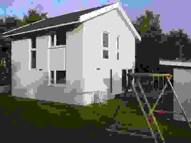 Der moderne Typ reckefjord Skandinavische Häuser von Akost GmbH 'Ihr Traumhaus aus Norwegen' Skandinavisch
