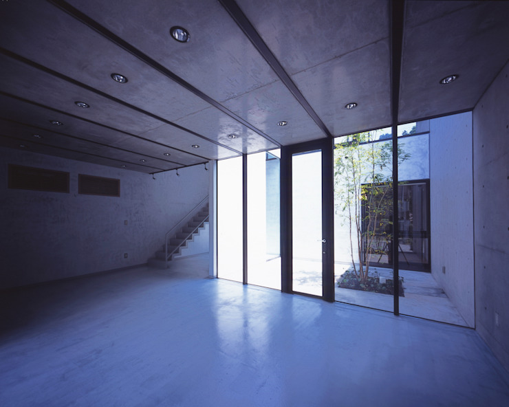 1階展示空間 ミニマルな商業空間 の atelier o ミニマル