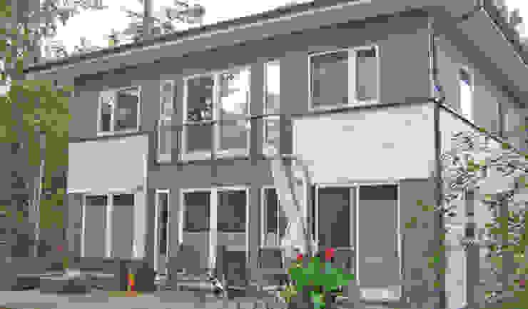 Sunnfjord der Exquisite Skandinavische Häuser von Akost GmbH 'Ihr Traumhaus aus Norwegen' Skandinavisch