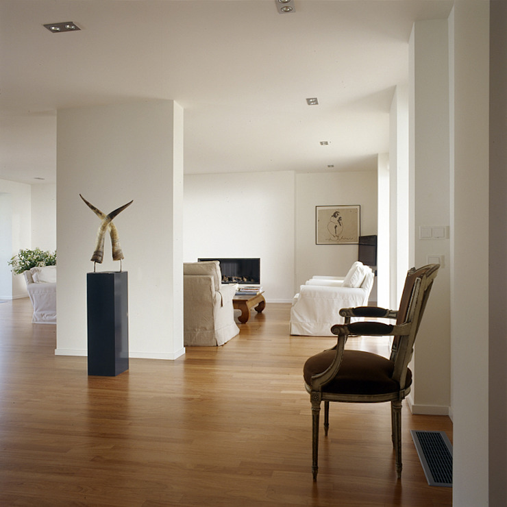Benerink Architecten Modern living room