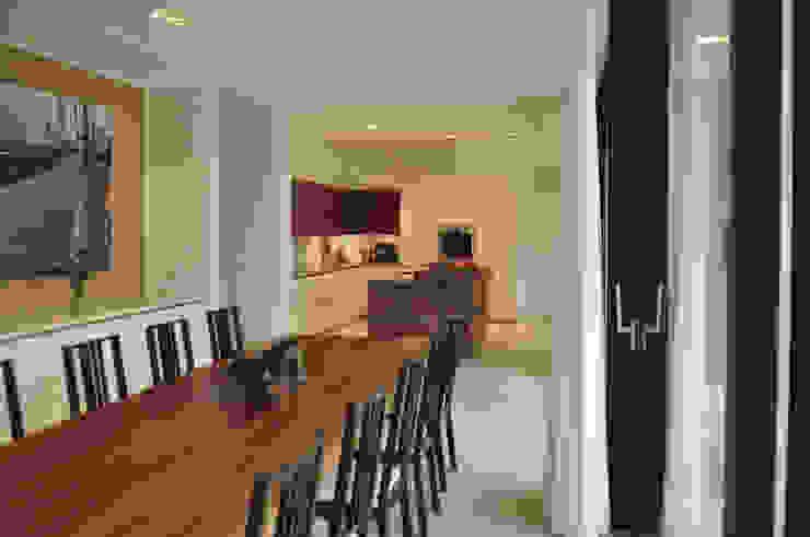 offener Essbereich Moderne Esszimmer von Lecke Architekten Modern