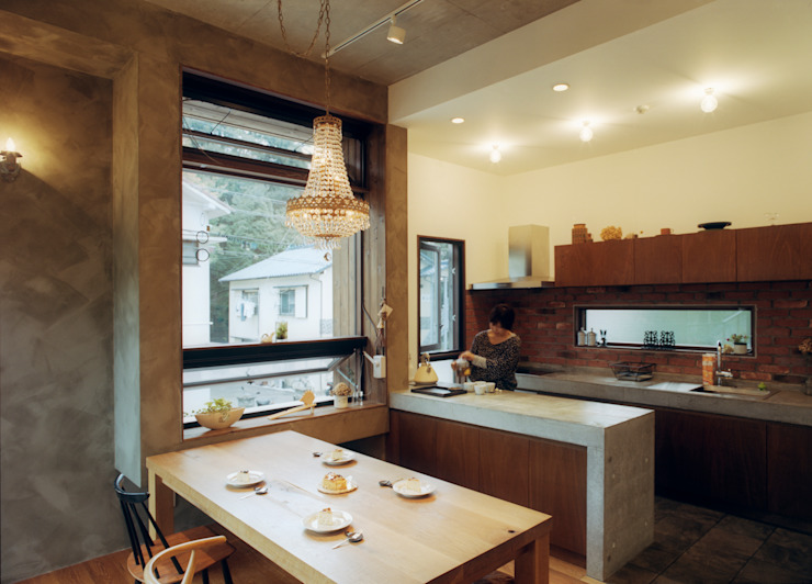 gimbalworks Modern kitchen
