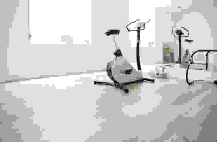 Modern gym by BVO Vloeren Modern