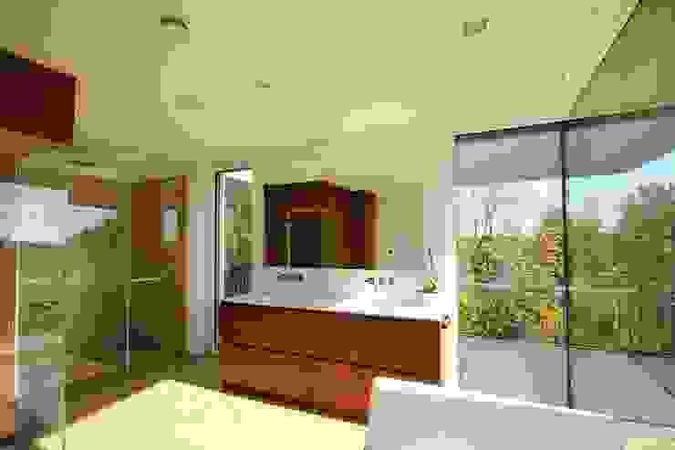 Wellnessbereich Moderne Badezimmer von KARL+ZILLER Architektur Modern