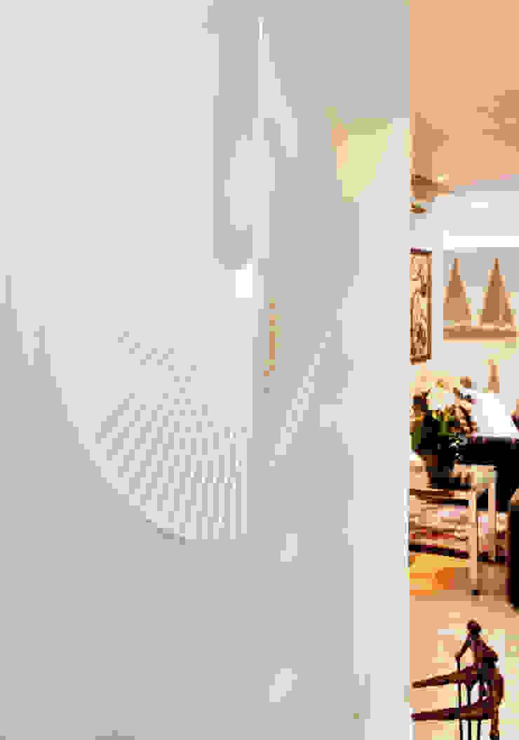 Rustikale Wände & Böden von ArchDesign STUDIO Rustikal