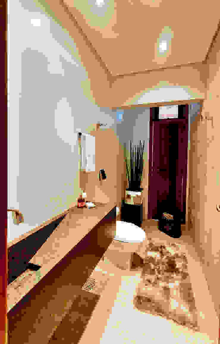 Rustikale Badezimmer von ArchDesign STUDIO Rustikal