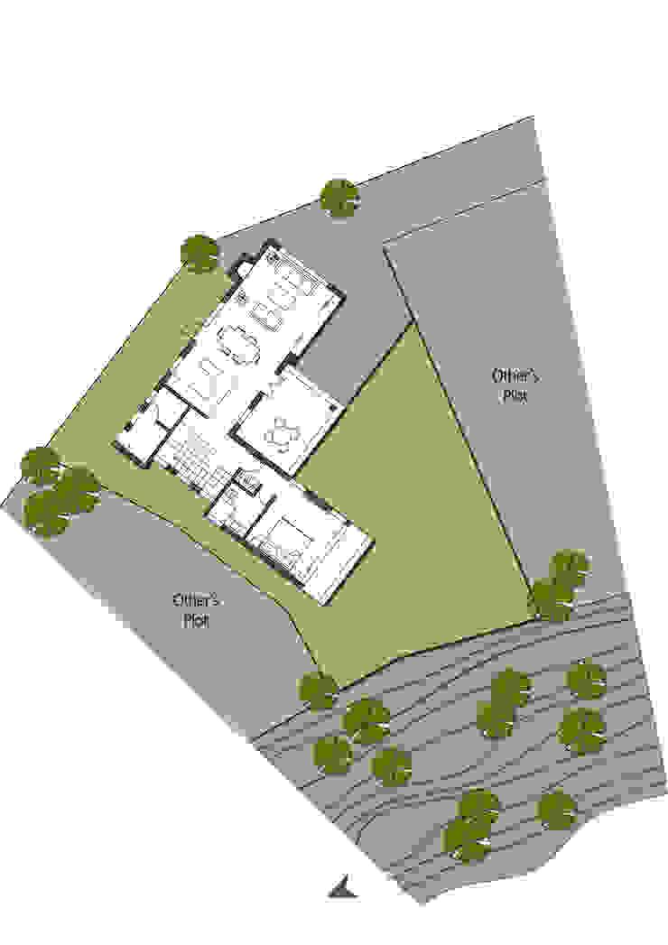 site plan by mold design studio