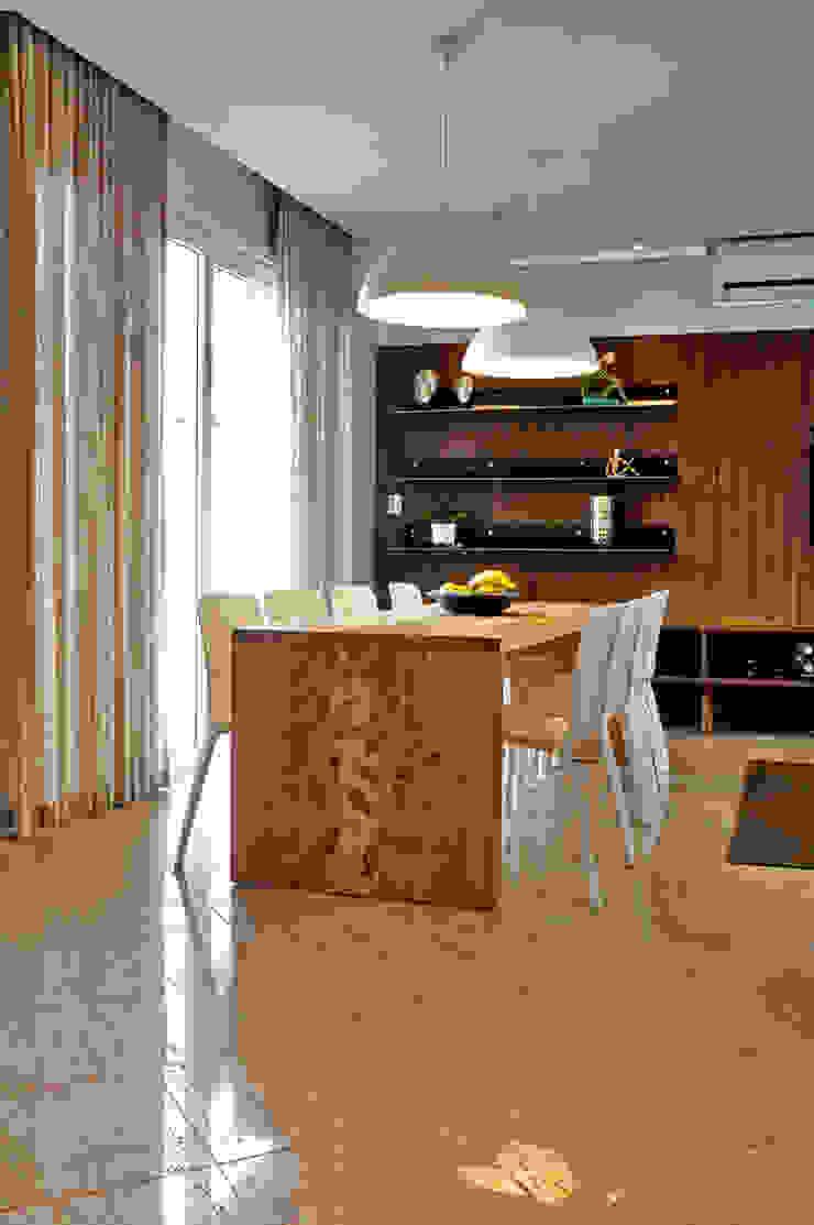 Rustikale Esszimmer von ArchDesign STUDIO Rustikal