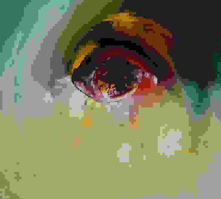 L'oeil Positif by Fola Lawson: modern  by Mille Arts, Modern