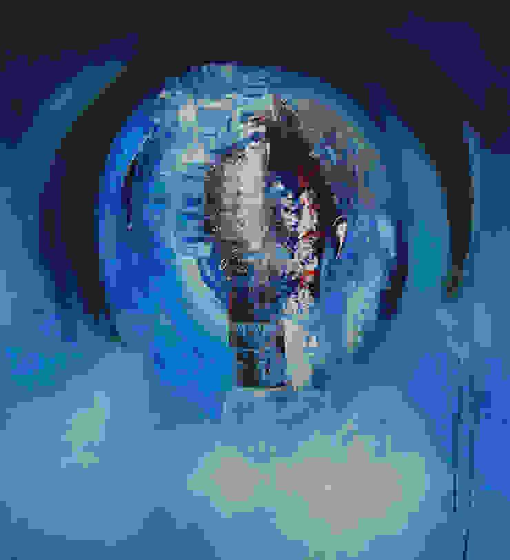 Planete Bleue by Fola Lawson: modern  by Mille Arts, Modern