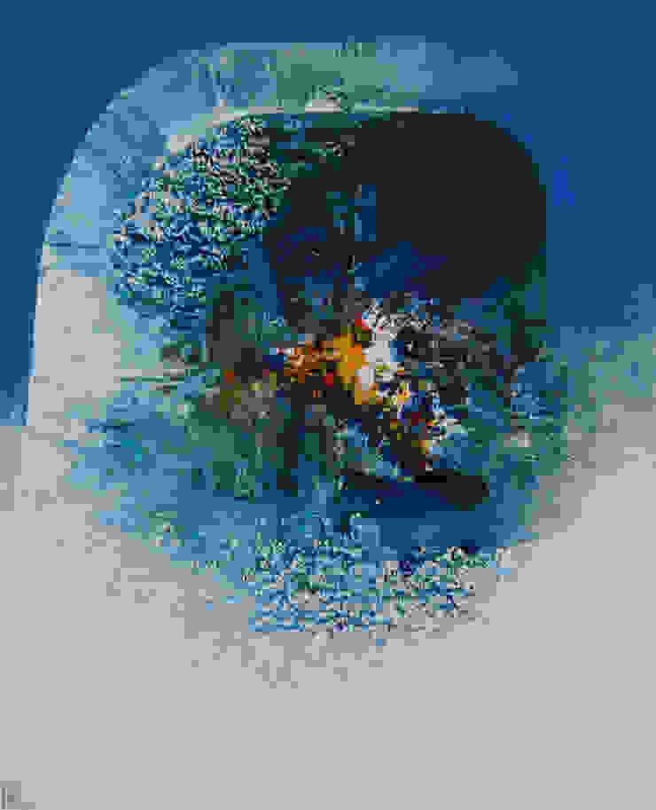 Symphonie Marine by Fola Lawson: modern  by Mille Arts, Modern