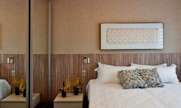 Rustikale Schlafzimmer von ArchDesign STUDIO Rustikal