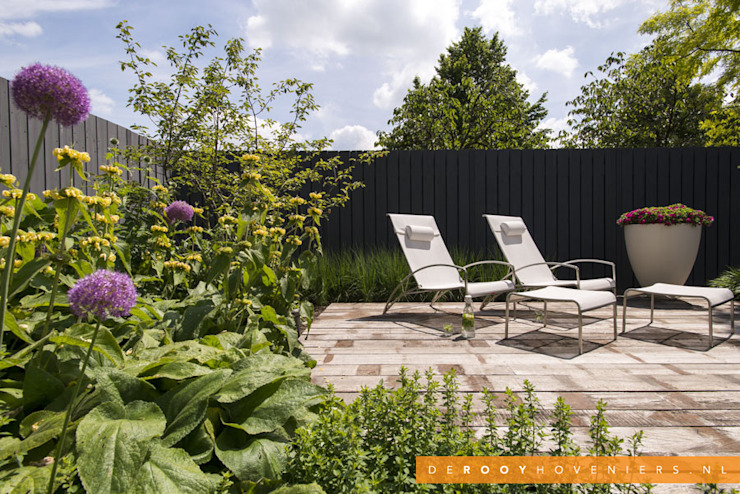 De Rooy Hoveniers Jardin moderne