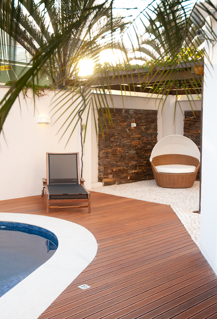 Rustikale Pools von ArchDesign STUDIO Rustikal