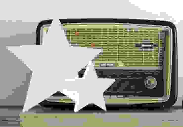 3D Étoile par wall-art.fr Éclectique