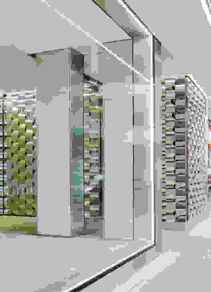 Fenchurch Street Modern office buildings by Bogle Architects Modern