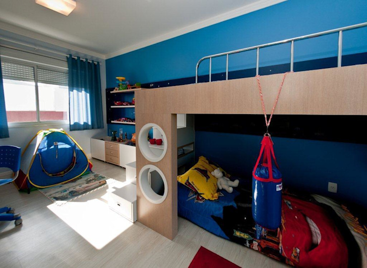 Eclectic style nursery/kids room by ArchDesign STUDIO Eclectic