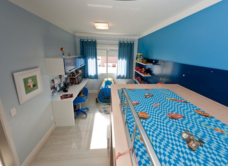 Детские комната в эклектичном стиле от ArchDesign STUDIO Эклектичный
