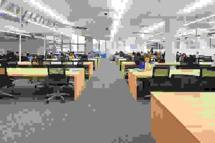 PUUR interieurarchitecten Moderne Schulen