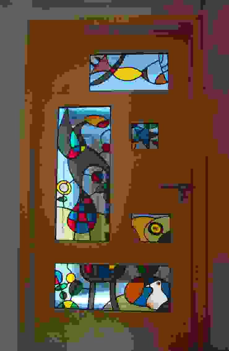 doors: eclectic  by tim germain furniture designer/maker, Eclectic