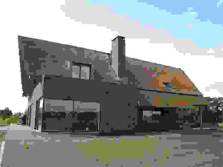 landelijk wonen driesteek 52noord 1 Landelijke huizen van Architectenbureau 52Noord Landelijk
