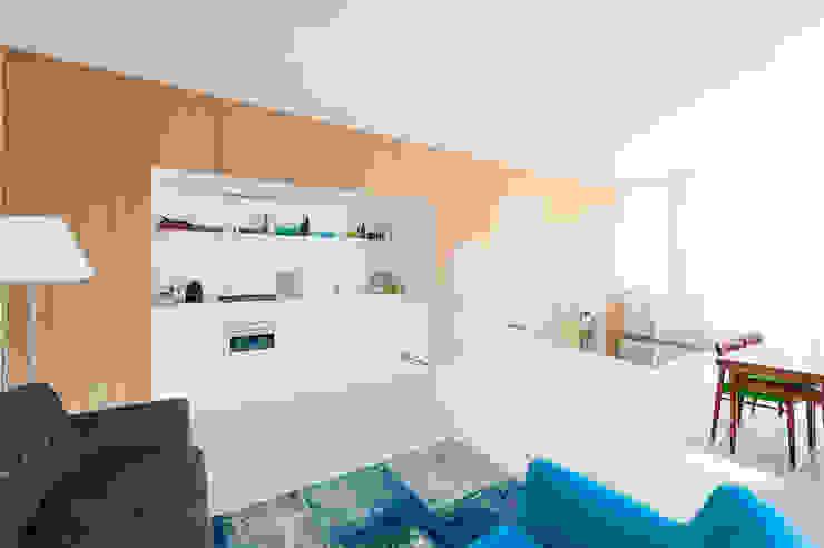 Oude Schans Amsterdam Moderne keukens van Hamers Meubel & Interieur Modern