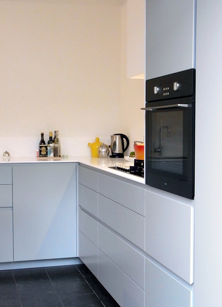 Hamers Meubel & Interieur 現代廚房設計點子、靈感&圖片