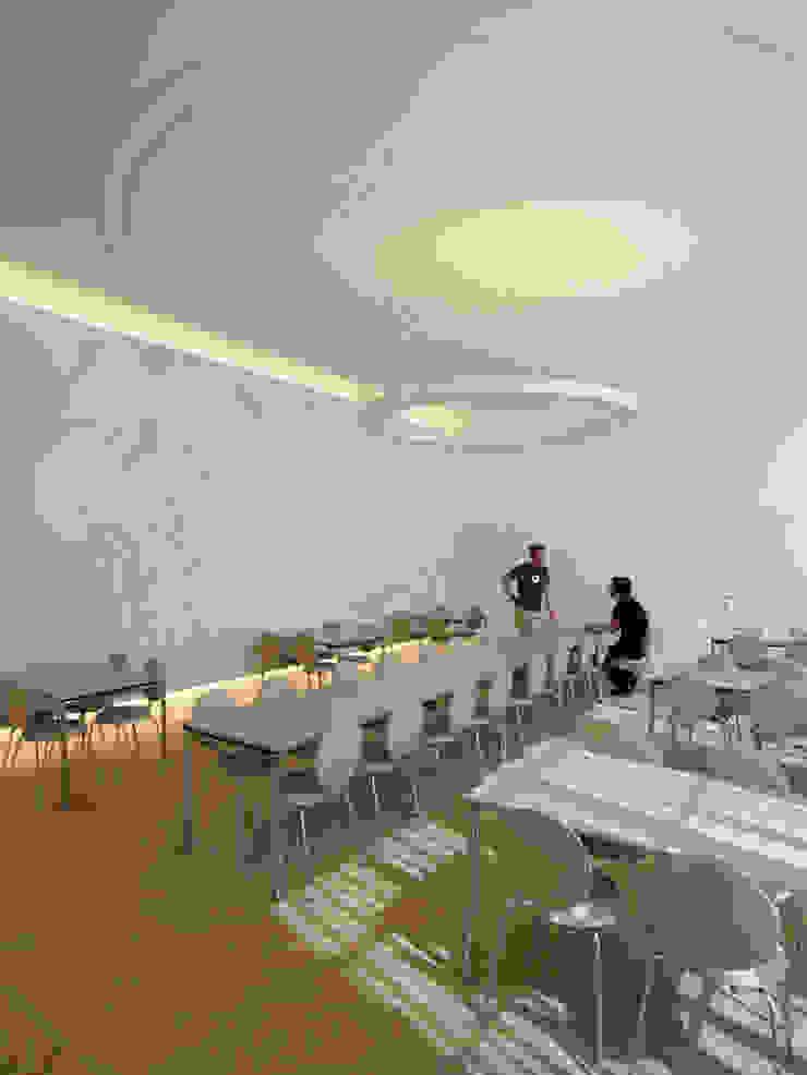 PUUR interieurarchitecten Ecoles modernes
