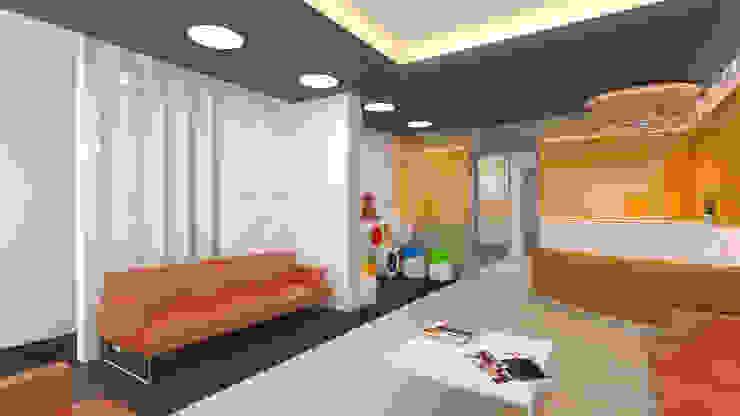 TARKAN OKTAY MİMARLIK Cliniques minimalistes