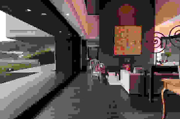 Salon Casas de estilo moderno de DECONS GKAO S.L. Moderno