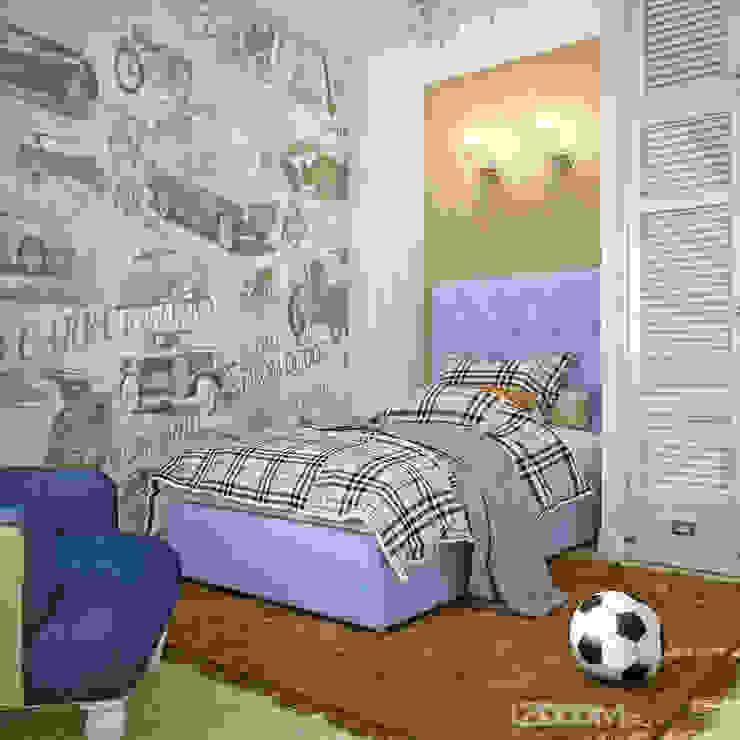 Classic style nursery/kids room by izooom Classic