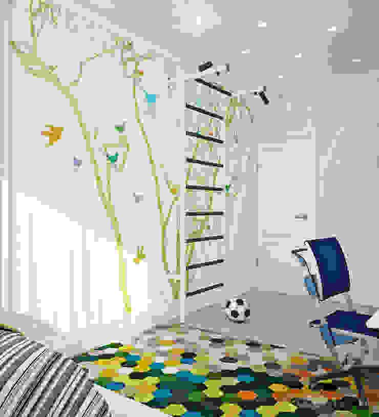 Minimalist nursery/kids room by izooom Minimalist