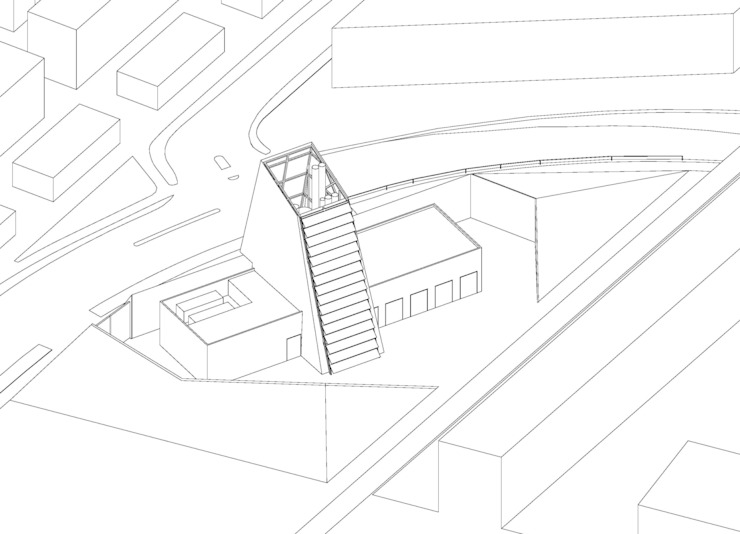 Isometrie von Bohn Architekten GbR