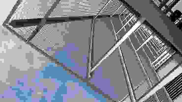Innenansicht Turm Moderne Bürogebäude von Bohn Architekten GbR Modern