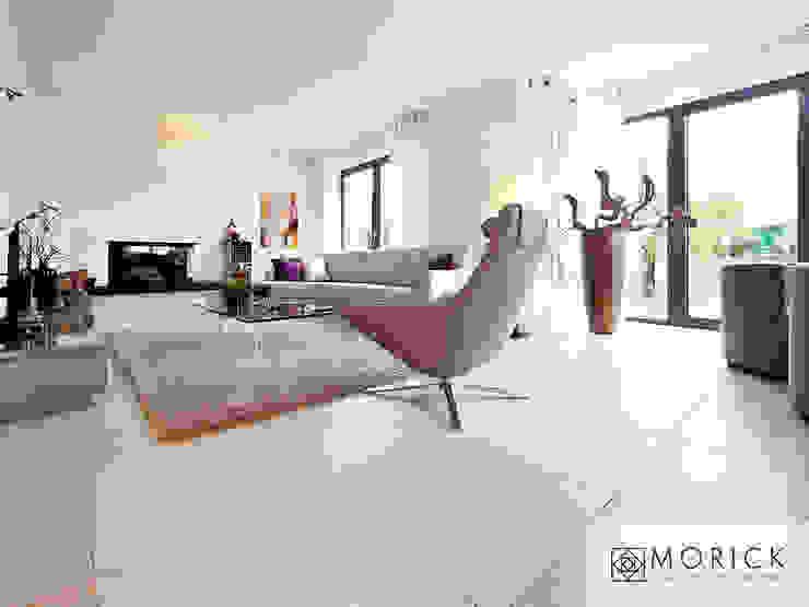 Haus Wagner Moderne Wohnzimmer von Franz Morick GmbH Modern