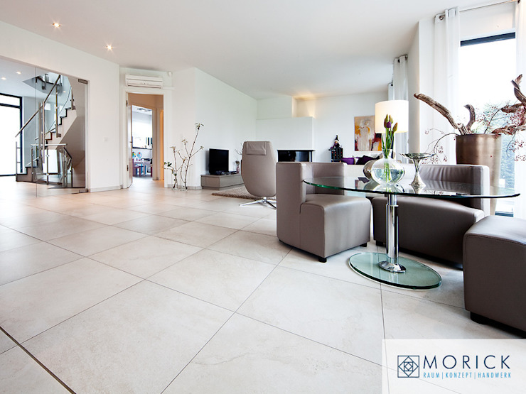 Franz Morick GmbH ห้องนั่งเล่น